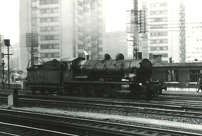 140C186 Paris Battignoles  1965