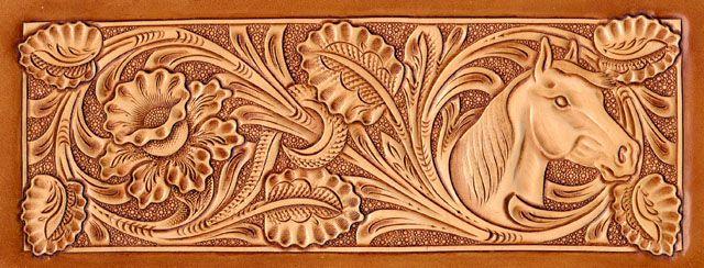 Sheridan Horse Carving-SR