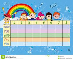 Image result for school timetable design also designs time table charts class  rh pinterest