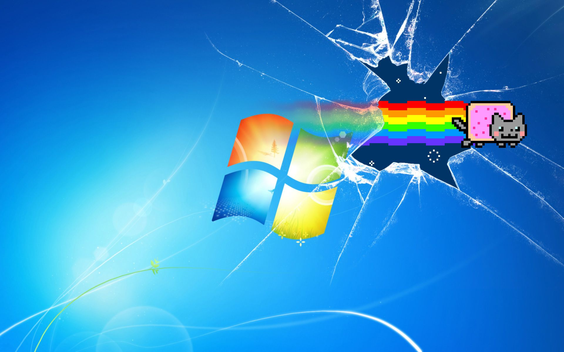 Nyan Cat Desktop Background | HD Nyan Cat Wallpaper ...