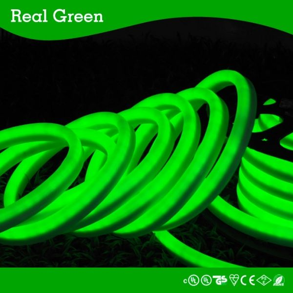 12v 2 Wires Green Led Rope Light 12v Led Neon Rope Light Led Neon Effect Rope Light Waterproof Led Neon Ro Led Rope Lights Flexible Led Strip Lights Rope Light