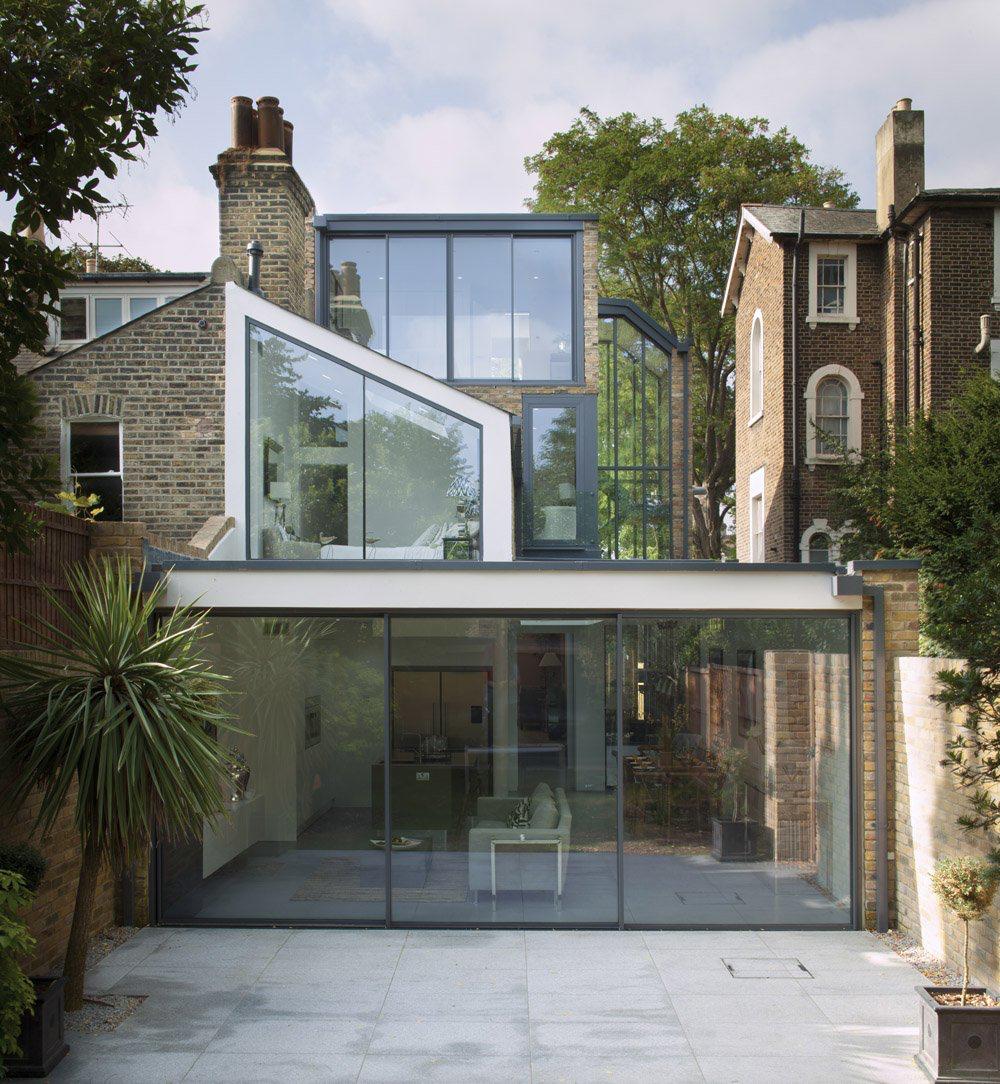 Pin von Ben auf Oxford | Pinterest | Moderne häuser, Wintergärten ...