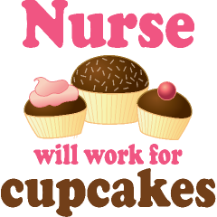 will work for cupcakes...and that's better than the peanuts I'm working for now!!!1