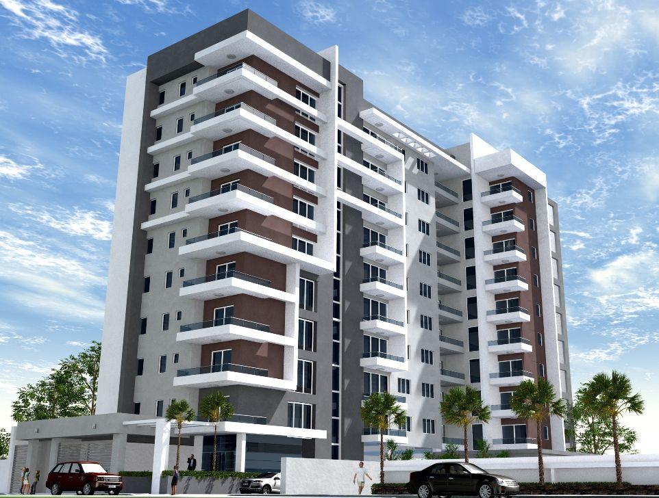 Edificios de apartamentos de lujo buscar con google for Fachadas edificios modernos