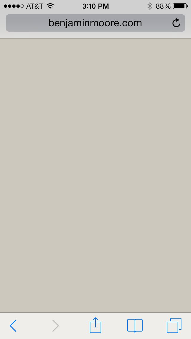 Benjamin moore paint london fog 1541 home office - Sherwin williams foothills interior ...