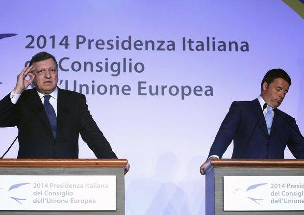 Informazione Contro!: LETTERA UE SULLA MANOVRA E' duello Renzi-Barroso '...