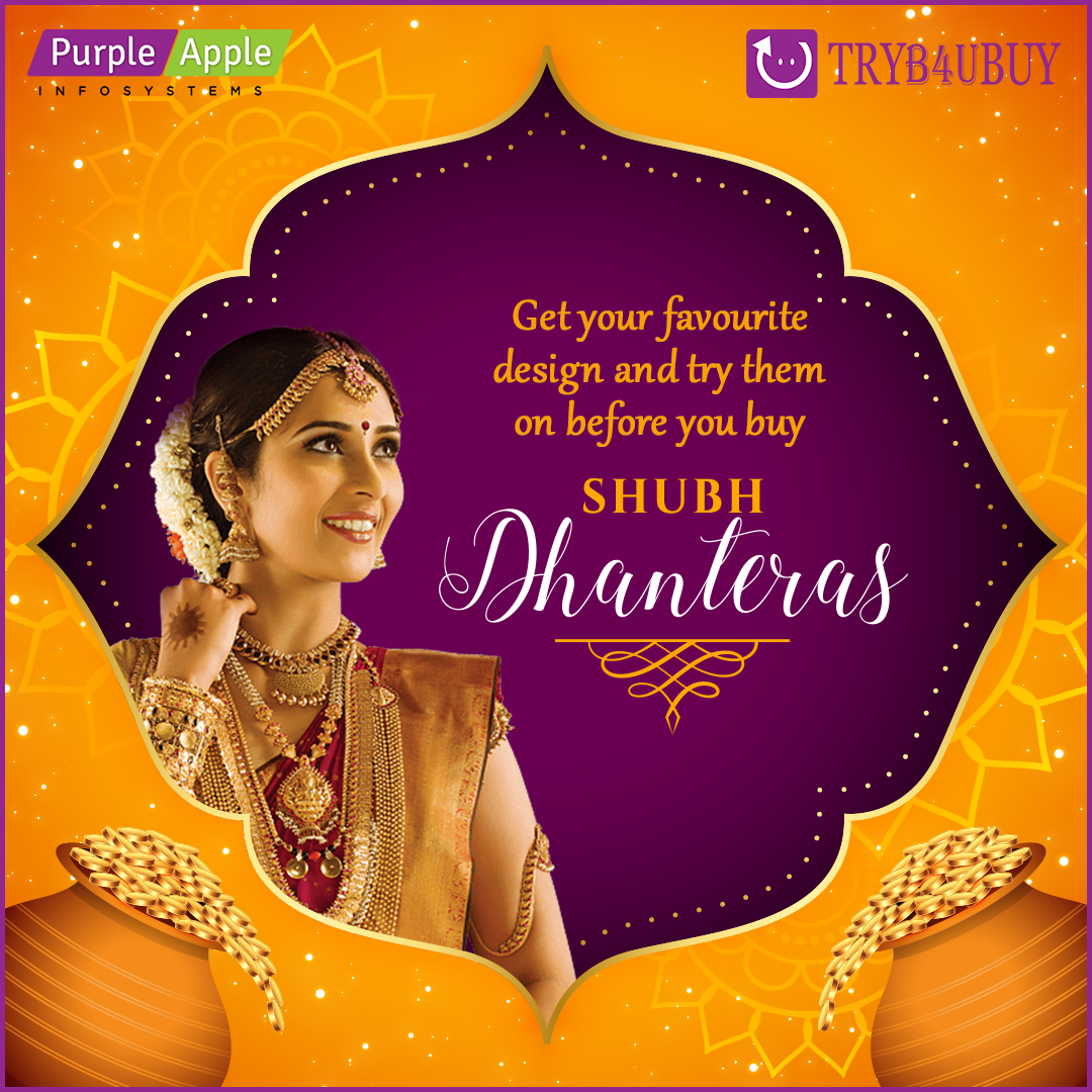 Wishing you all happy dhanteras! #dhanteraswishes