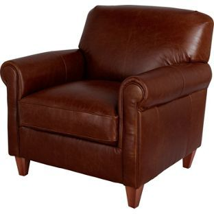 Buy Argos Home Kingsley Leather Accent Chair Tan Armchairs And
