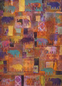Brenna Rosenfeld - elephants