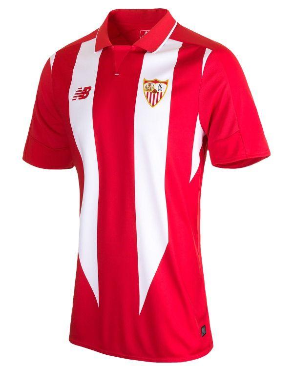 99c01caab Sevilla 2015-16 New Balance Home Kits. Sevilla Away Kit 2015 16 Soccer  Kits