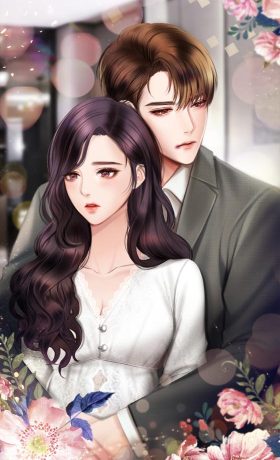 남편을 기억하는 법로맨스(완결) Gambar pengantin, Anime gadis cantik