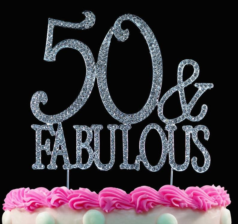 28++ 50th anniversary cake toppers walmart ideas in 2021