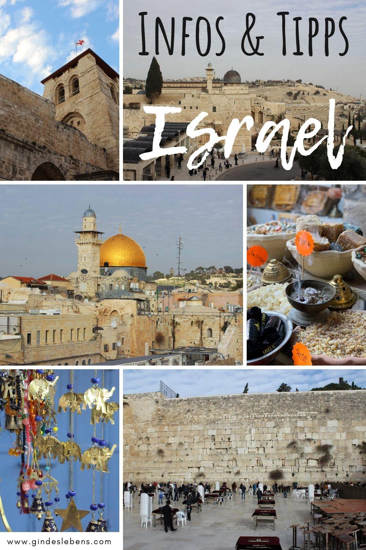 israel urlaub