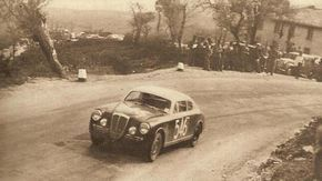 Lancia Aurelia B20GT. 1953.