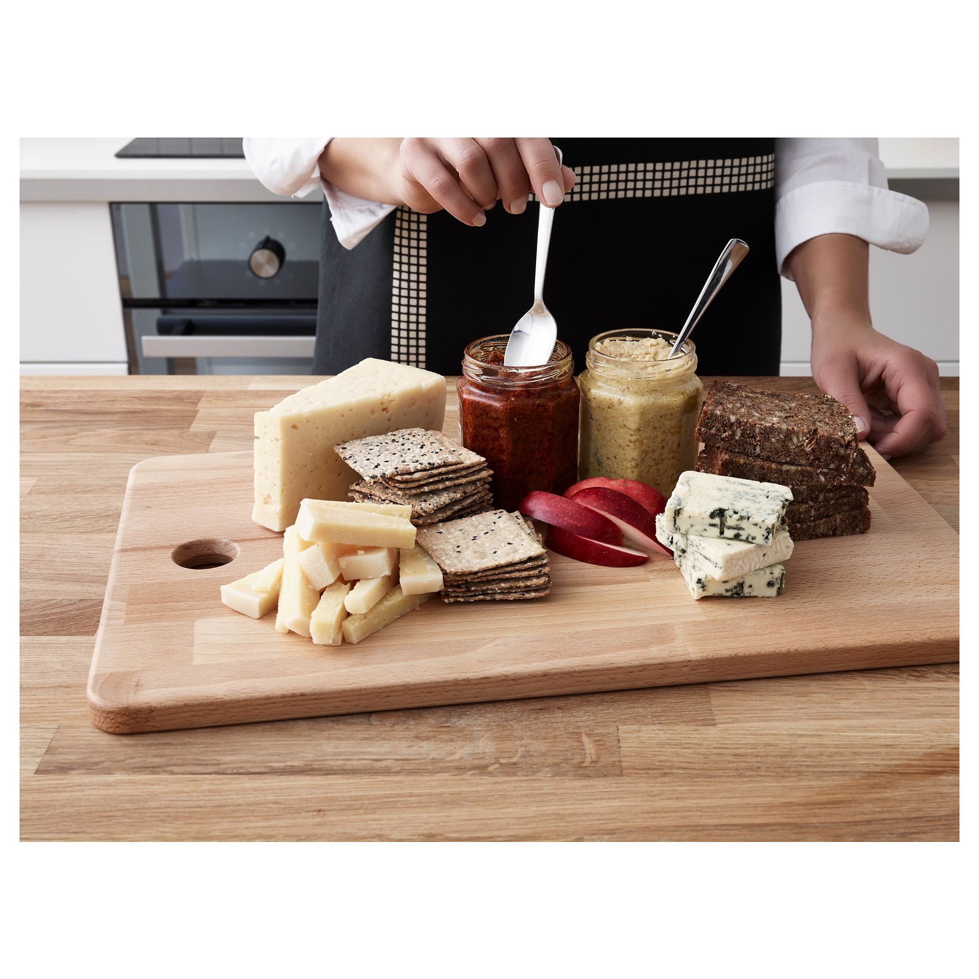IKEA - PROPPMÄTT Chopping board beech | Products | Ikea