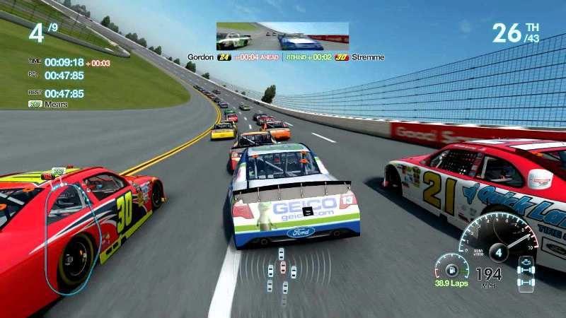 NASCAR Fantasy Games 25 Top 5 NASCAR Games
