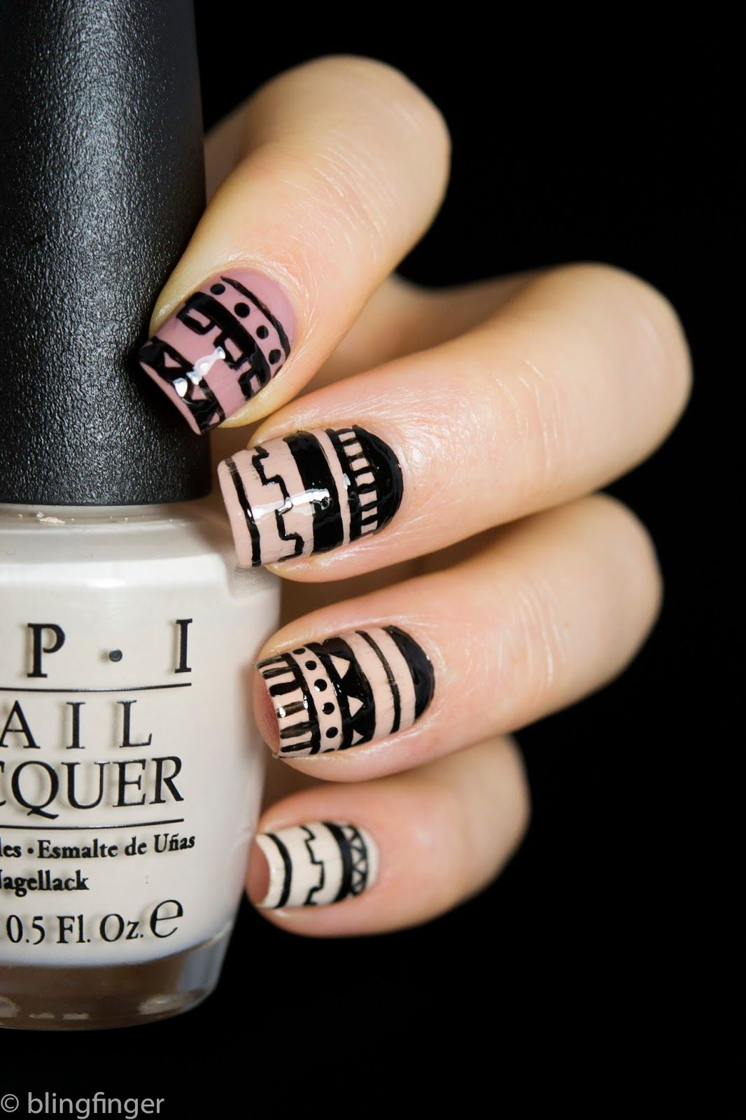 Pin by Emy on Nail Design | Pinterest | Aztec nail art and Aztec nails