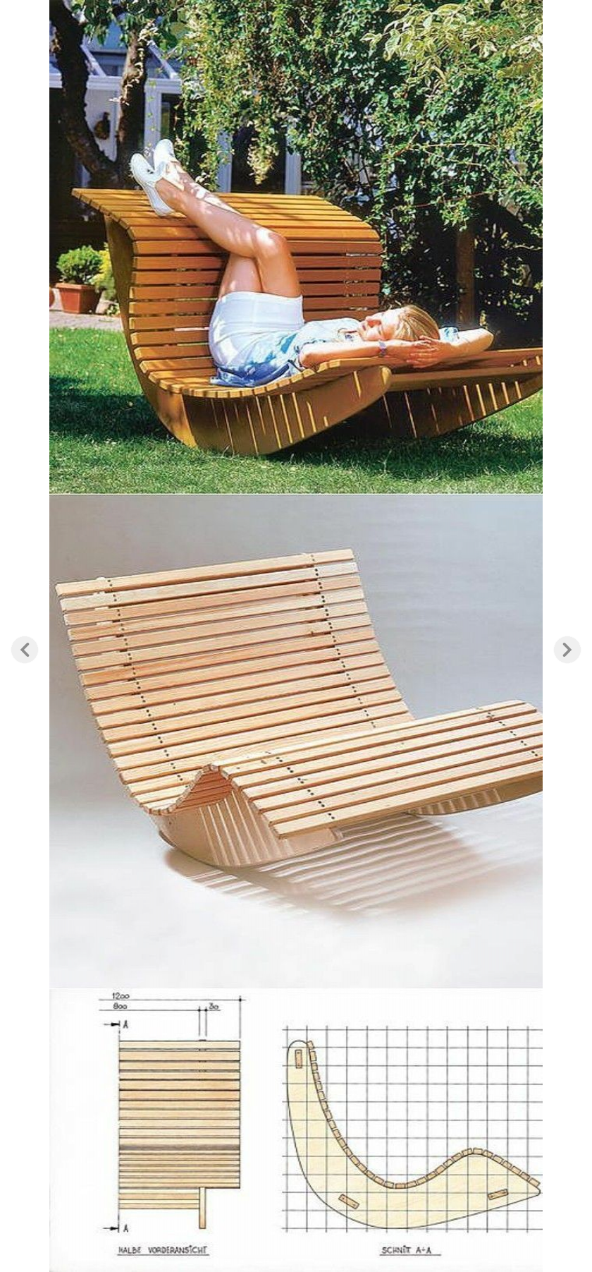 Diy Sessel Aus Holz Selber Bauen Diy Selber Machen Pinterest
