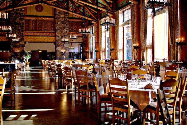 The Dining Room Of The Ahwahnee Hotel Ahwahnee Dreams Pinterest Custom Ahwahnee Dining Room