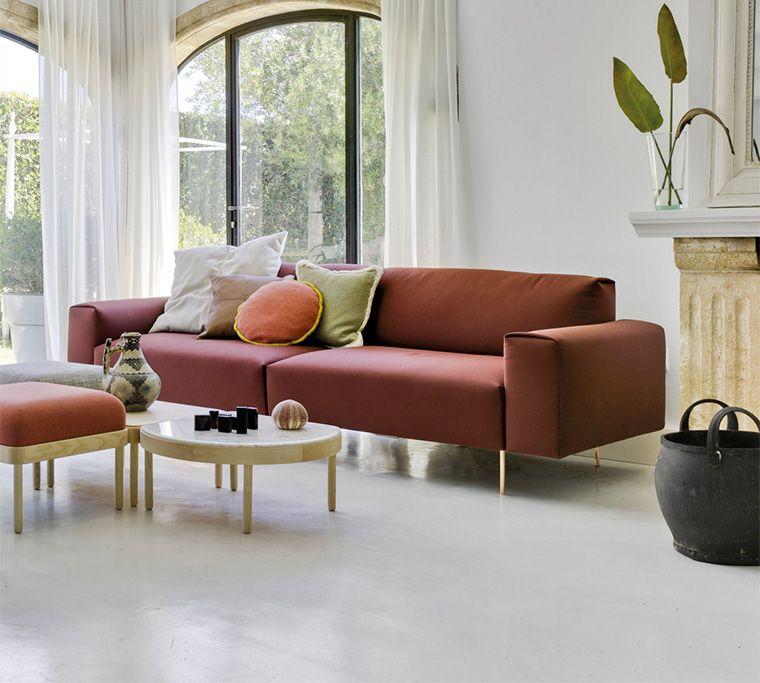 Chic Salotti Poltrone E Divani.Divani Poltrone E Tavolini Il Living Di Sancal Design Divano