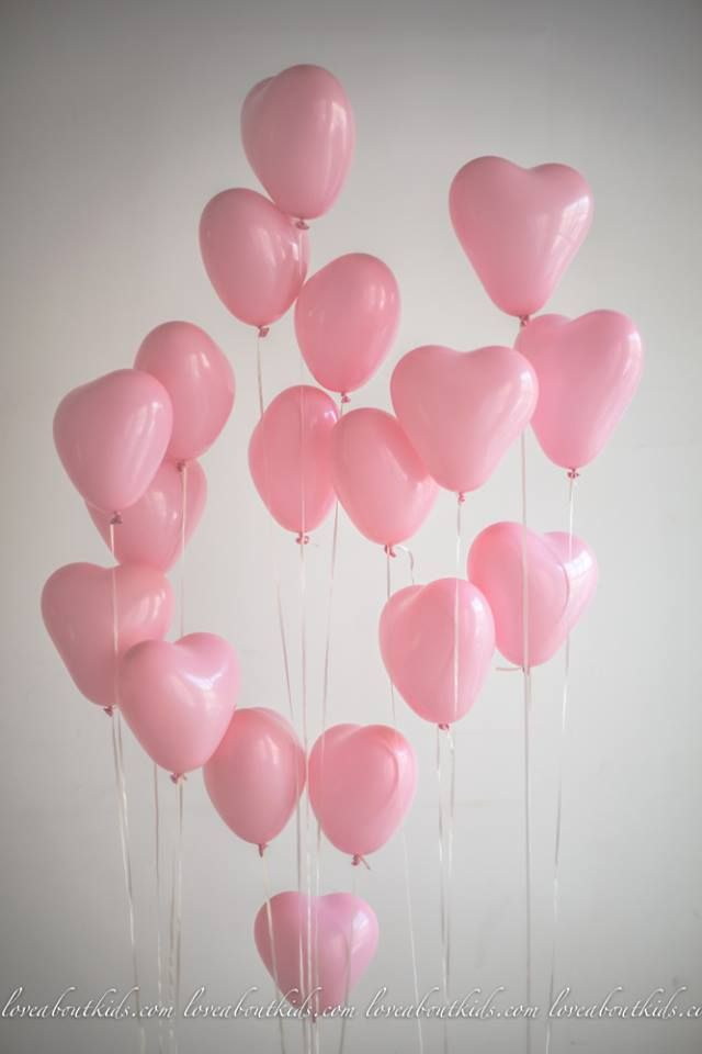 lovely balloons decoration