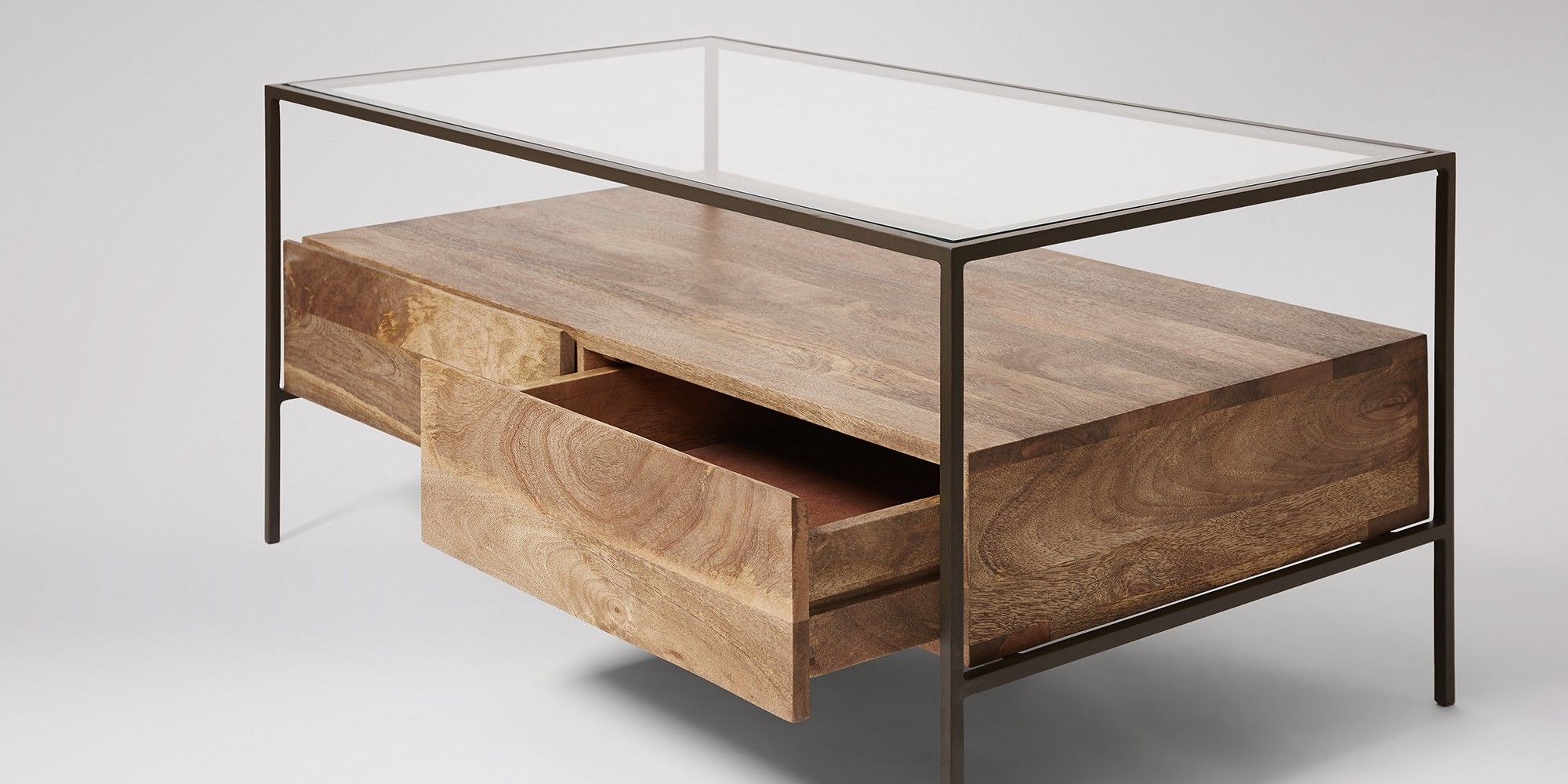 Mackay Coffee Table Swoon Editions Coffee Table Mid Century Style Coffee Table Contemporary Coffee Table [ 1000 x 2000 Pixel ]