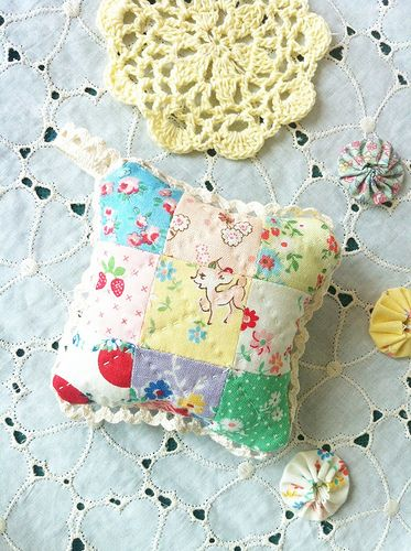 new pincushion