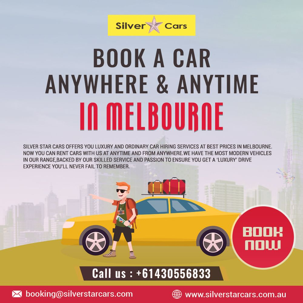 Silver Star Cars Offers You Luxury Car Rental Services At Very Low
