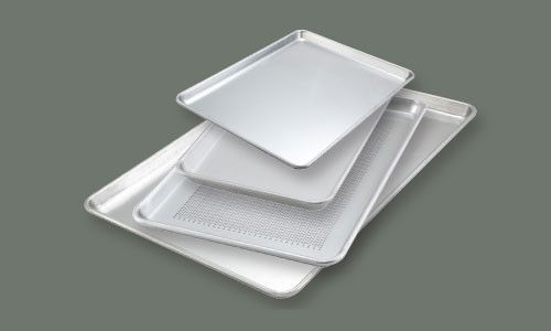 Winco Alxp0609 1 8 Size Aluminum Sheet Pan Restaurant Equipment Aluminium Sheet Restaurant