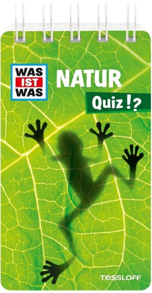 WAS IST WAS Quizblock. Natur (ab 8 Jahre)