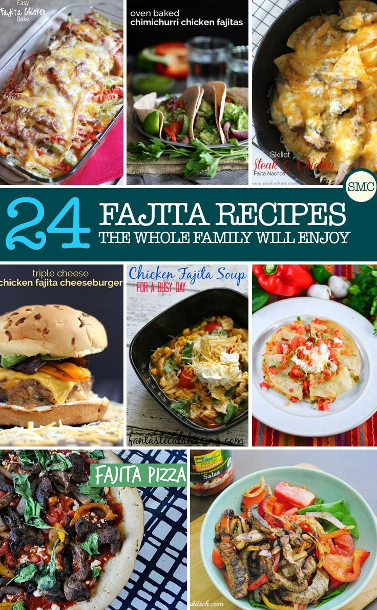 24 fabulous fajita recipes for fans of mexican food fajita 24 fabulous fajita recipes for fans of mexican food forumfinder Choice Image