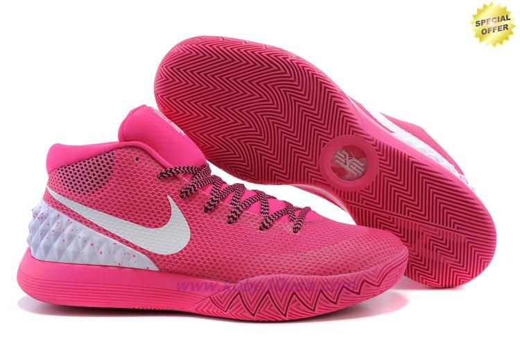 Kyrie Irving Shoes Pink