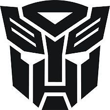 Transformers Autobot Symbol Vinyl Decal Sticker
