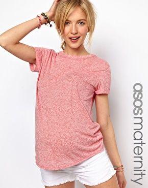 667d2ec5f209 ASOS Maternity Exclusive T-Shirt in Neppi
