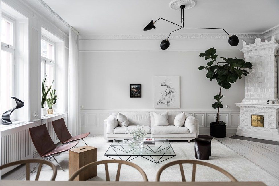 Tour A Sophisticated Scandinavian Family Home Nordic Design In 2020 Home Home And Living Scandinavian Home