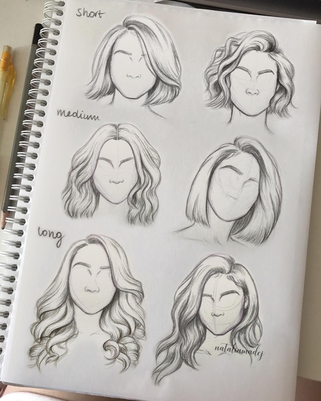 Pinterest Tanyacrumlishx Hairstylesforwomen Sketches Drawings Sketch Book