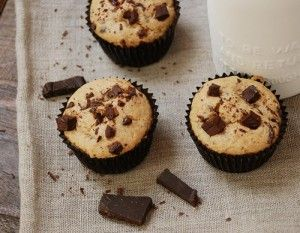 @Rachel Efstathion: GF chocolate chip muffins...let's try soon??