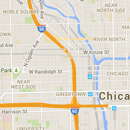 City of Chicago :: Pedway--Downtown Pedestrian Walkway System ... Chicago Pedway Map on