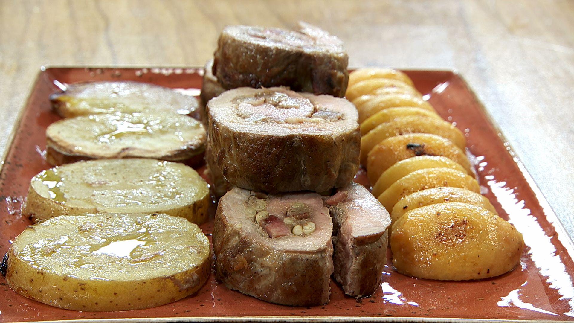 Lomo Iberico Relleno Torres En La Cocina Recetas De Comida Platos