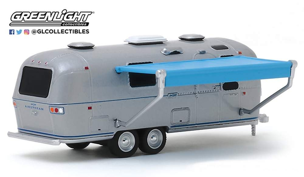 Hitched Homes Series 7 Diecast Cars Airstream Land Yacht Diecast
