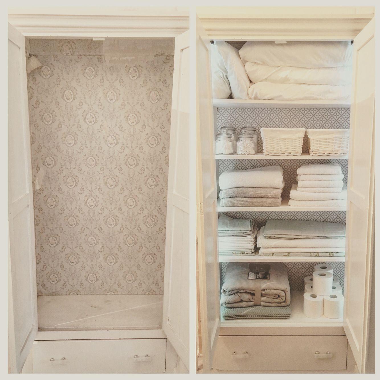Diy Coat Closet Organization