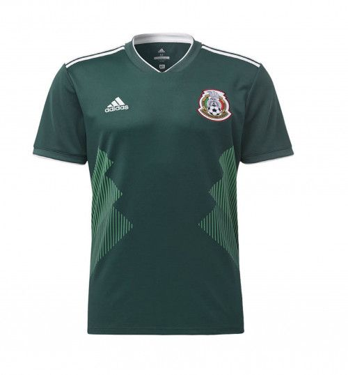 e2ff6c9c3 Men s Mexico SOCCER 2018 Home Jersey - Green