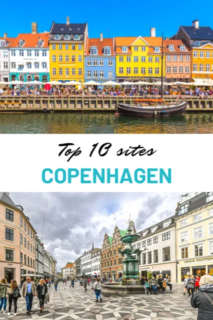 Top 10 sites in Copenhagen, Denmark - The Top Ten Traveler