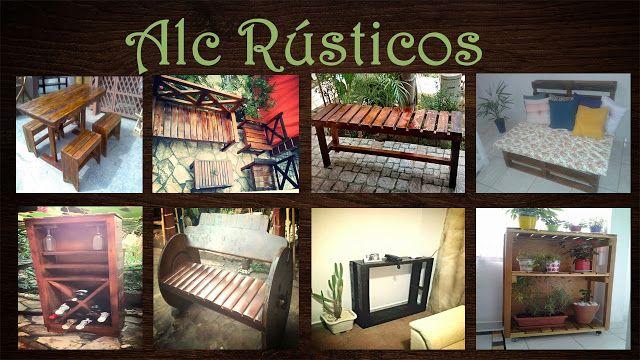 ALC RÚSTICOS : Produtos Alc Rústicos