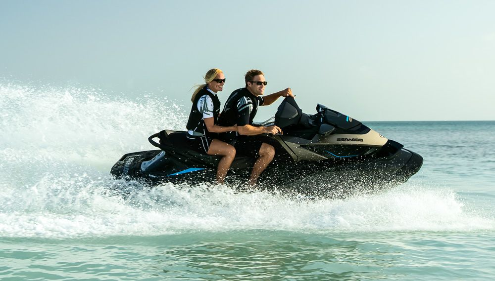 2016 Sea-Doo GTX S 155 Review | sea-doo RXT-X300 | Sea, Water crafts