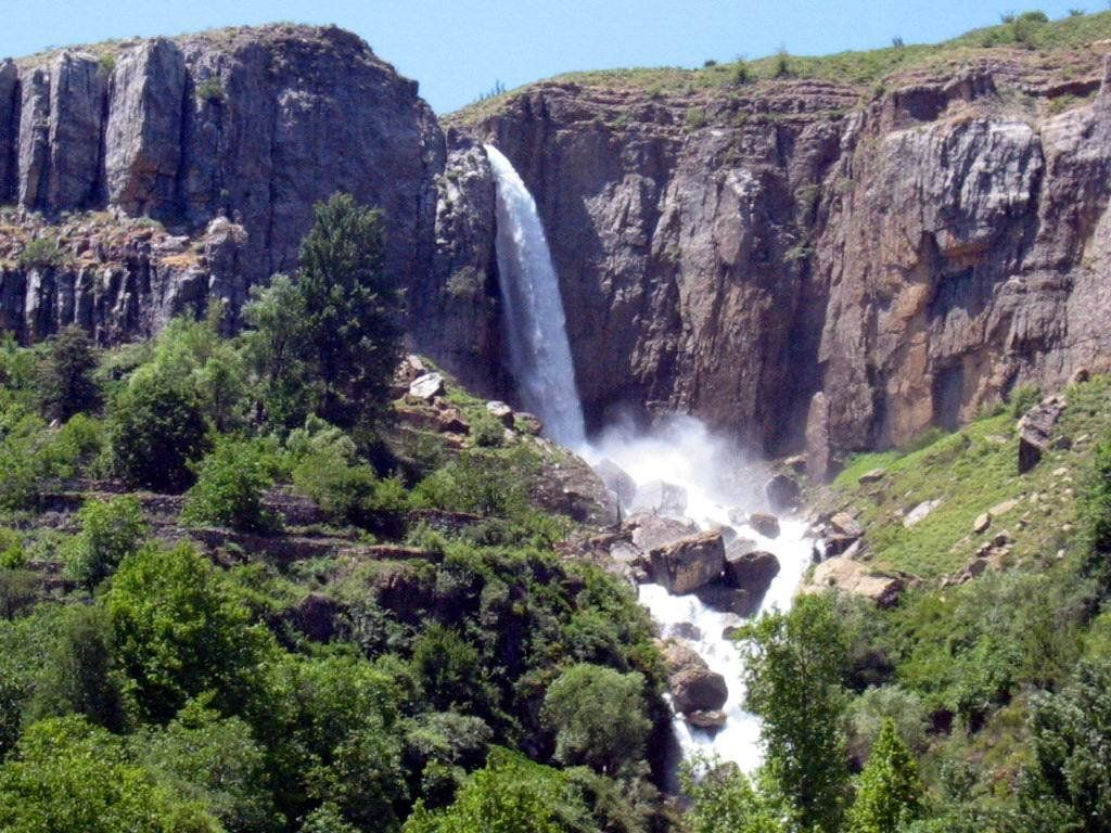 Lebanon - Faraya Falls
