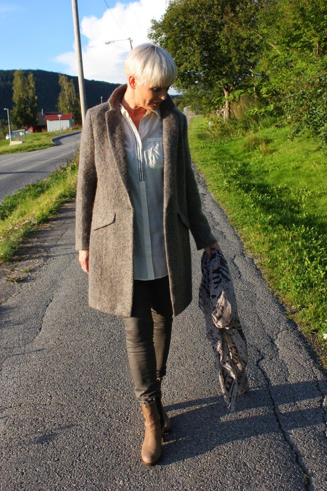 Mathildes verden: Back to work