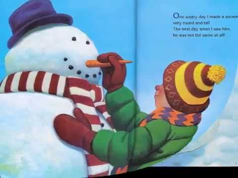 Snowmen At Night Youtube Snowmen At Night Classroom Lessons Art Classroom