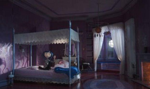 Pin By Colorful Chic And Coffee On C O R A L I N E Coraline Coraline Aesthetic Bedroom Inspirations