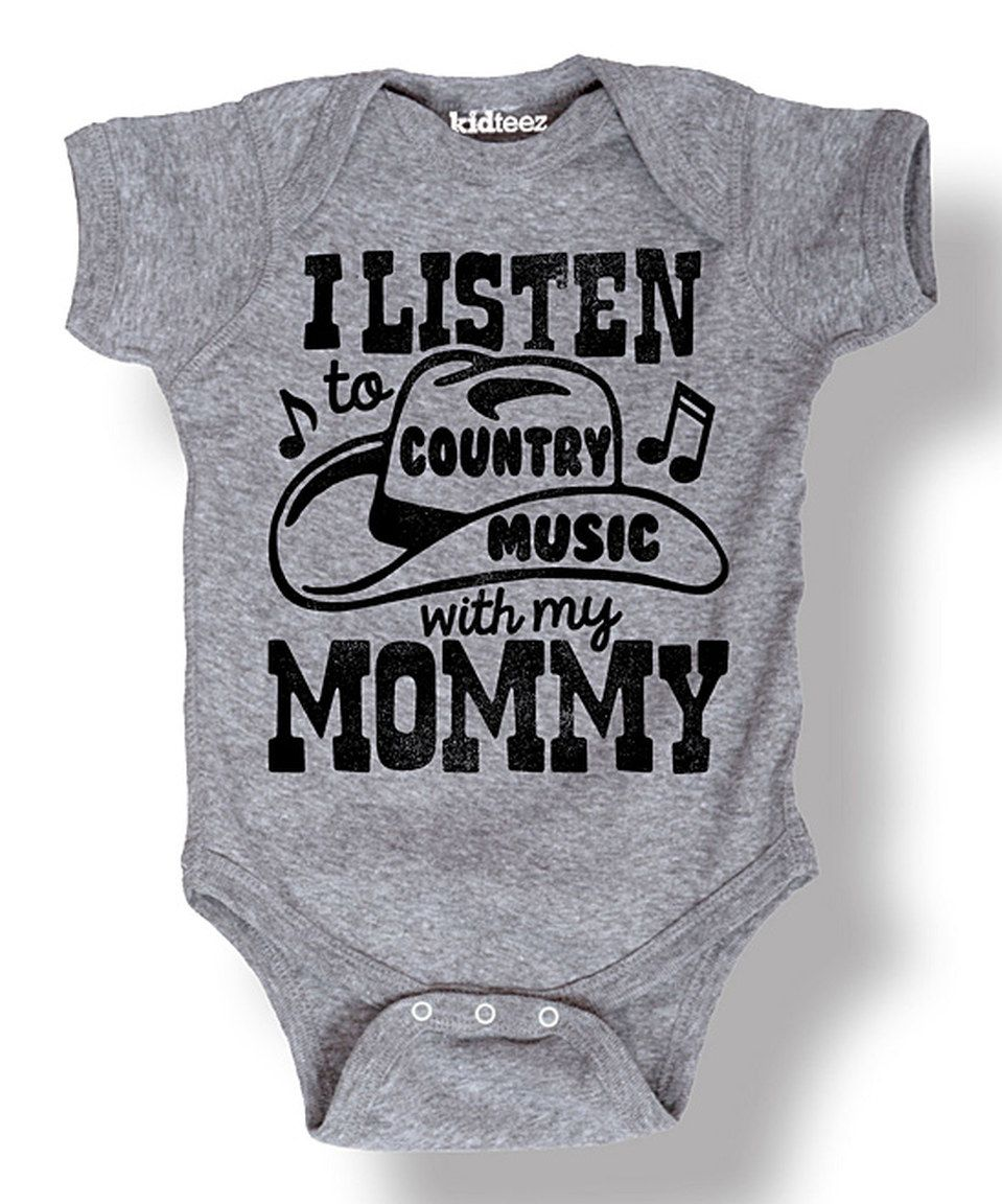 Boy Howdy He Sure Does Look What I Found On Zulily Heather Gray